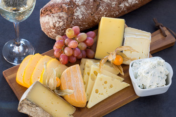 Wine and cheese tour in Switzerland